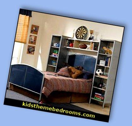 boys bedrooms decorating ideas - boys bedroom themes boys rooms ...