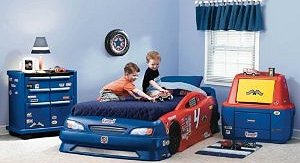 Car Themes For Boys Rooms Race Car Bedroom Decorating Nascar - Car themed bedrooms
