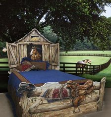 Cowboy theme bedrooms cowboy theme boys bedroom cowboys for Cowgirl bedroom ideas for kids