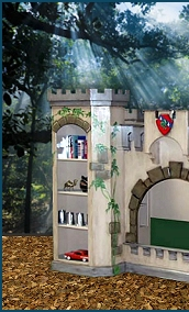 Medieval Knights Dragons Bedrooms Castle Decorating
