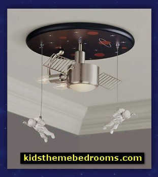 Outer Space Bedroom Ideas Space Bedroom Decorating Solar