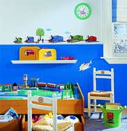 Thomas The Tank Engine Wall Decals   Fun Wall Decorations For The Boys Train  Themed Bedrooms